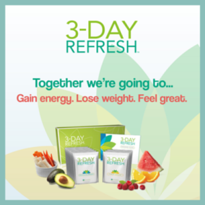 Getting your body back on track in just 3 days